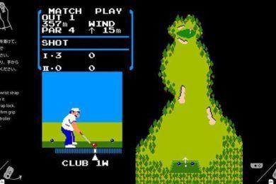 El Golf oculto en Switch sería un homenaje a Satoru Iwata