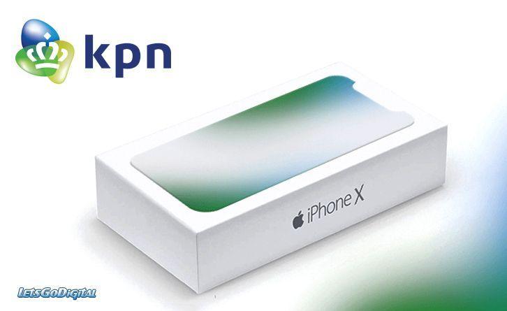 Teleoperadora holandesa filtra imagen de la caja del iPhone X 32