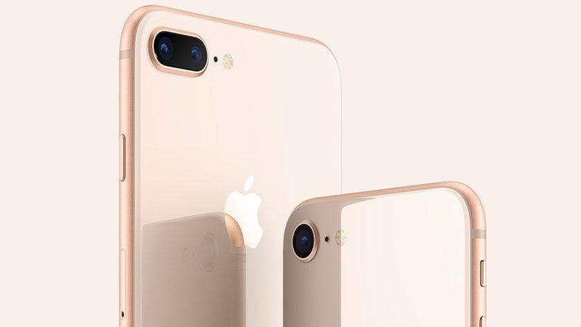 Apple presenta los iPhone 8 y iPhone 8 Plus