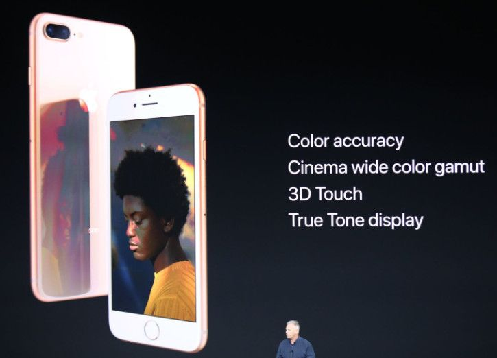 Apple presenta los iPhone 8 y iPhone 8 Plus 31