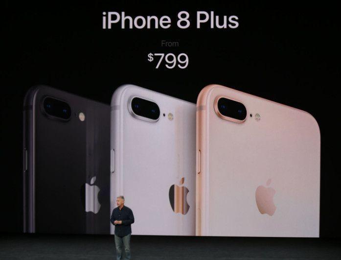 Apple presenta los iPhone 8 y iPhone 8 Plus 43