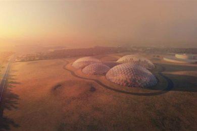 Dubái construirá una ciudad inspirada en Marte