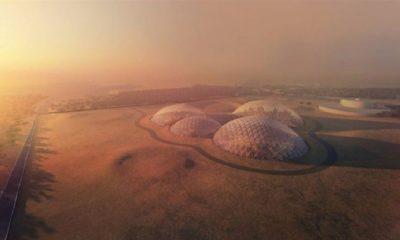 Dubái construirá una ciudad inspirada en Marte 61
