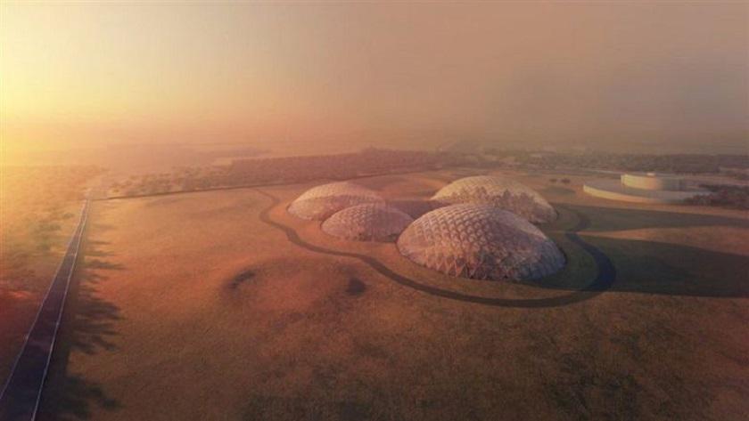 Dubái construirá una ciudad inspirada en Marte 29