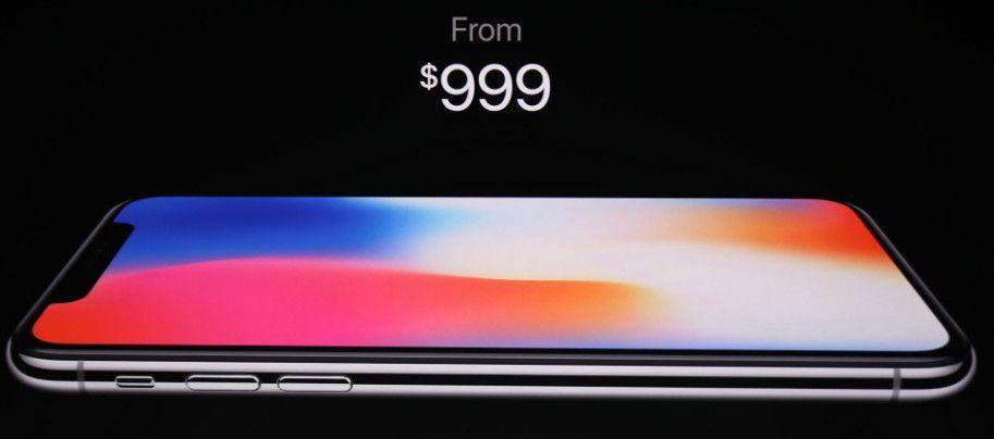 Apple presenta el iPhone X 50
