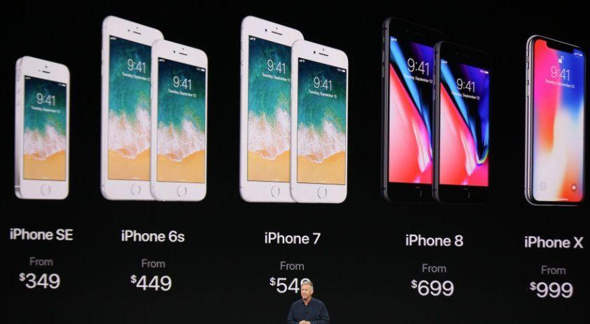 Apple presenta el iPhone X 52