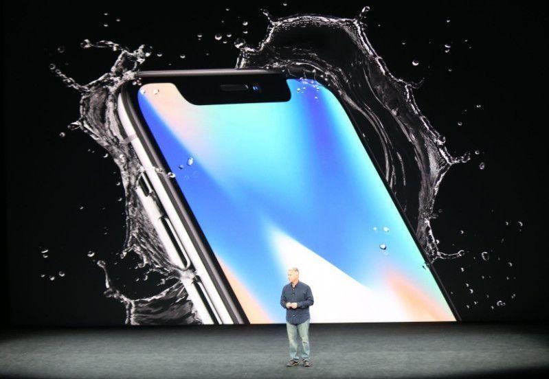 Apple presenta el iPhone X 40