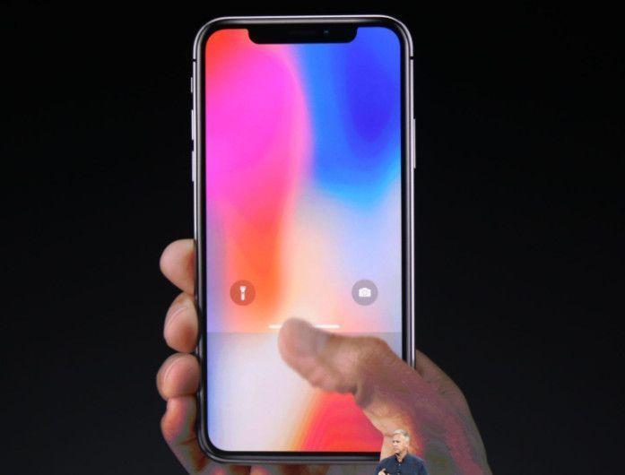 Apple presenta el iPhone X 36