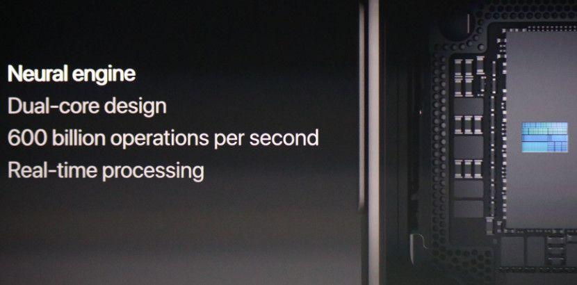 Apple presenta el iPhone X 42