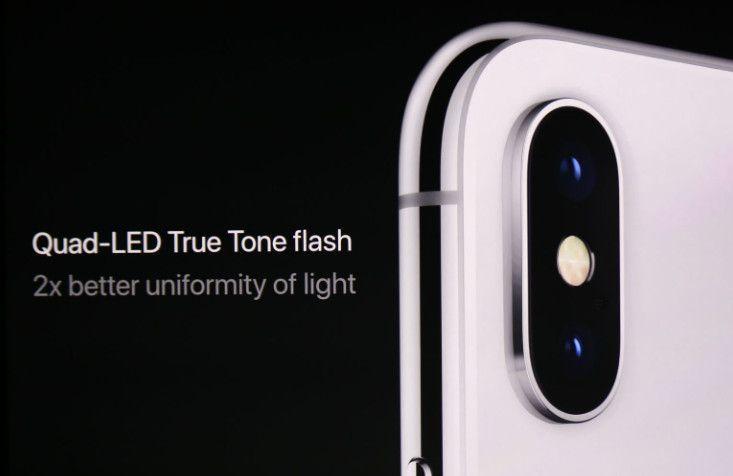 Apple presenta el iPhone X 46