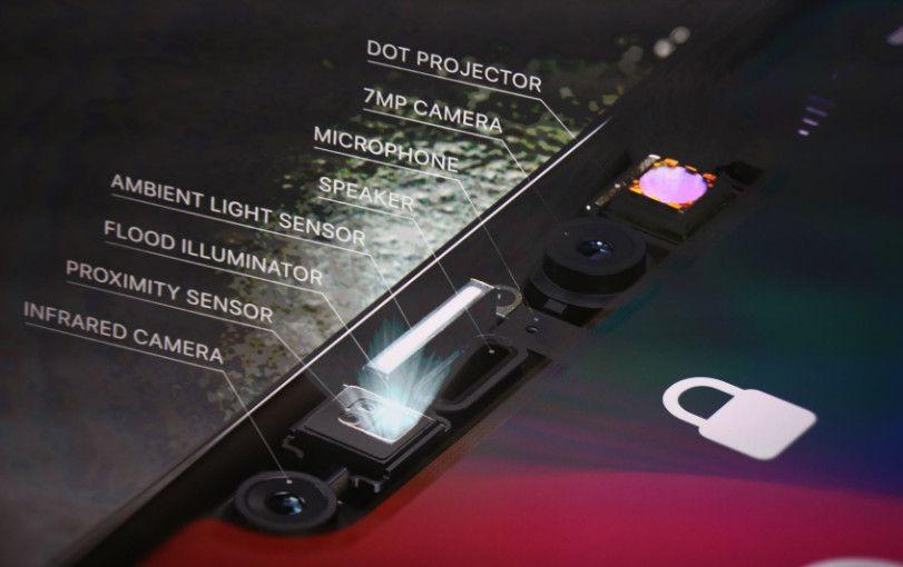 Apple presenta el iPhone X 38