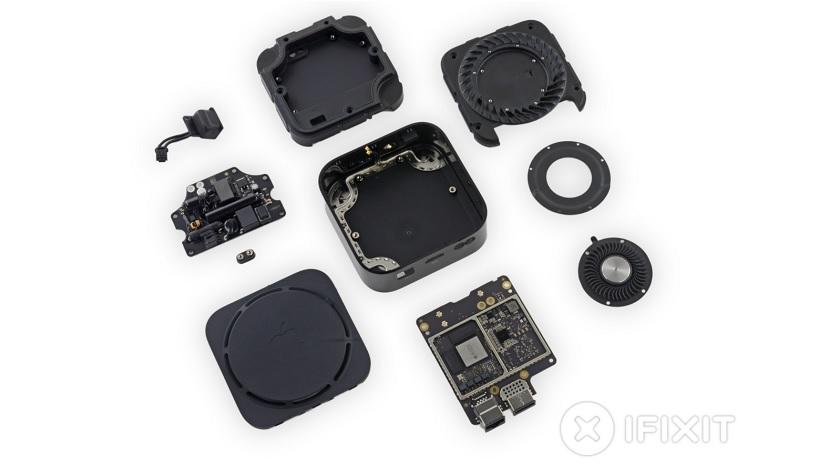 iFixit desmonta la Apple TV 4K y la puntúa con un 8 sobre 10 35