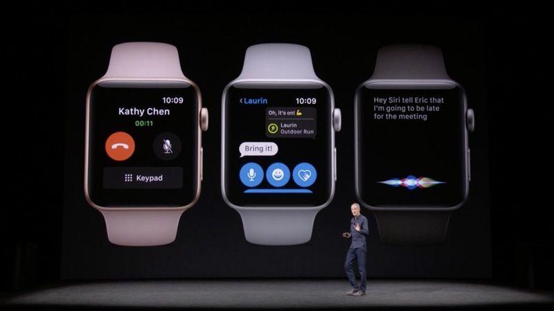 Nuevo Apple Watch Series 3, especificaciones y precio 47