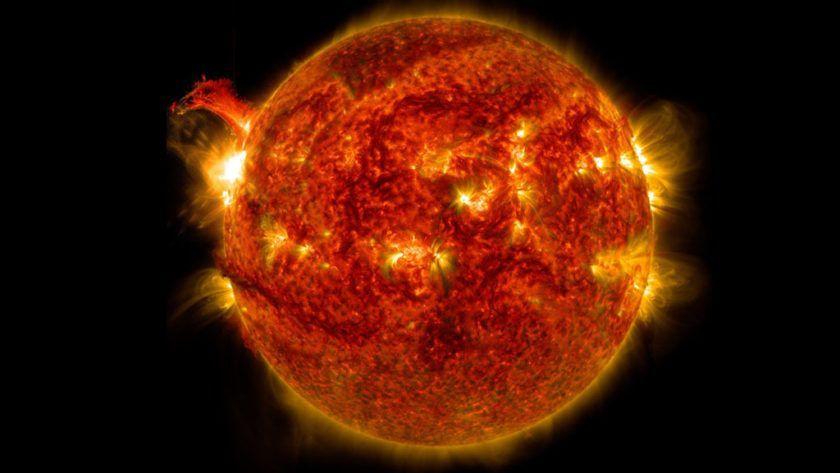 La mayor llamarada solar de los últimos 12 años tumbó las comunicaciones GPS