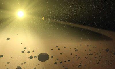 Nanosondas para explorar asteroides, un plan muy ambicioso 101