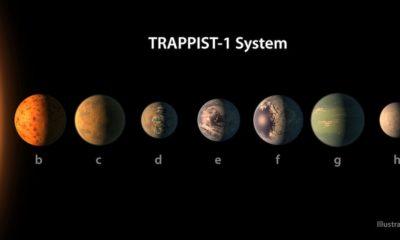El Hubble indica que podría haber agua en los planetas de Trappist-1 30