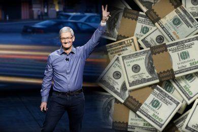 Apple amenaza con dejar de comprar componentes a WD si puja por Toshiba