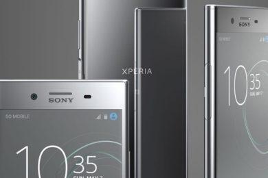 Sony tiene pensado cambiar el diseño de sus próximos smartphones