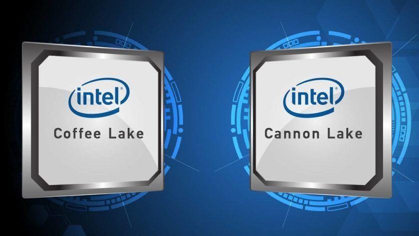 Los procesadores de ocho núcleos de Intel serán Coffee Lake