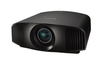 Sony anuncia dos nuevos proyectores 4K con precios a partir de 5.000 dólares 88