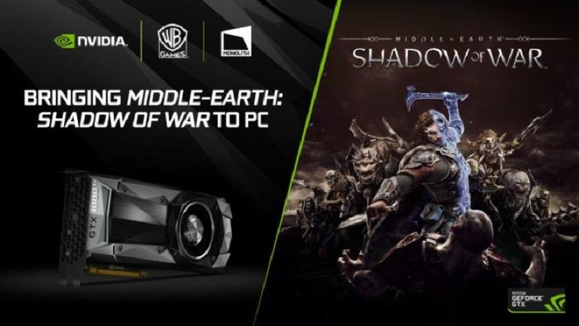 NVIDIA regalará Middle Earth: Shadow of War con las GTX 1080 y GTX 1080 TI 29