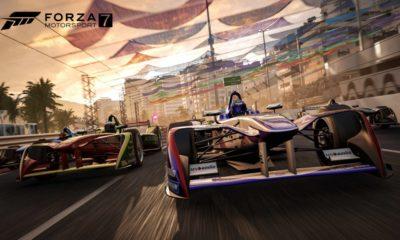 Prueba de rendimiento de Forza Motorsport 7, se lleva bien con las AMD Radeon 29