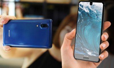 Sharp traerá sus smartphones a Europa en 2018 54