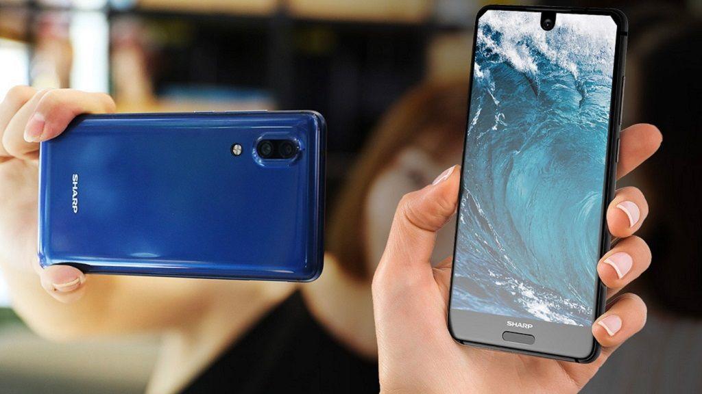 Sharp traerá sus smartphones a Europa en 2018 30