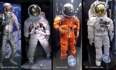 Nueva imagen del traje de astronauta de SpaceX 79