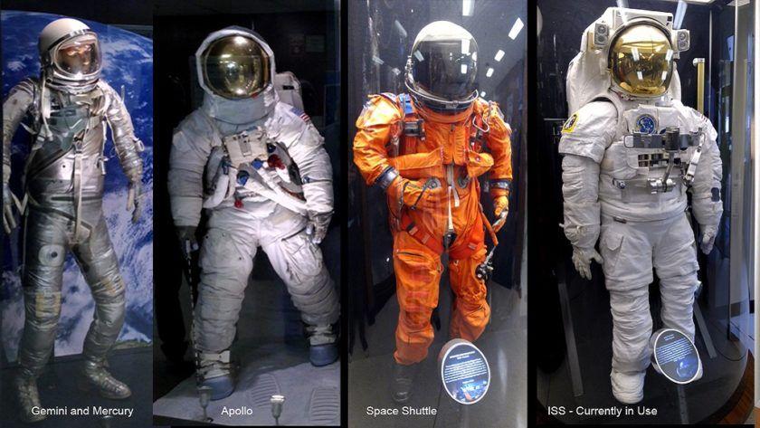 Nueva imagen del traje de astronauta de SpaceX