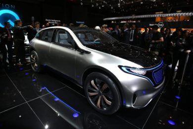 Mercedes tendrá versiones eléctricas de todos sus coches para 2022
