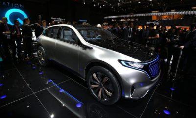 Mercedes tendrá versiones eléctricas de todos sus coches para 2022 133