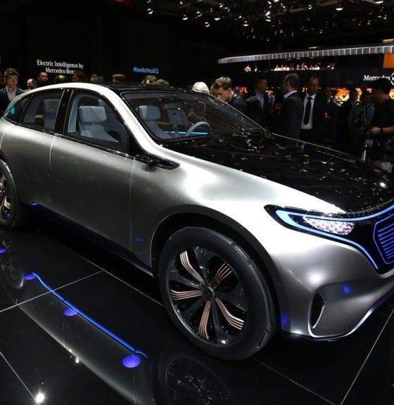 Mercedes tendrá versiones eléctricas de todos sus coches para 2022 31