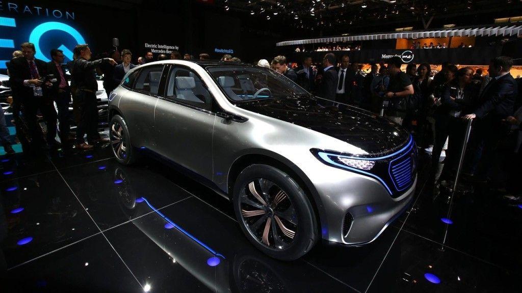 Mercedes tendrá versiones eléctricas de todos sus coches para 2022 29