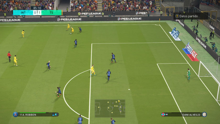 ¡PES ha vuelto! Tiembla, FIFA 33