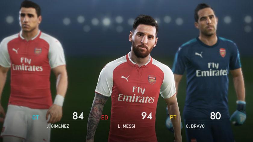 ¡PES ha vuelto! Tiembla, FIFA 37