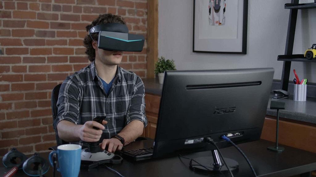 Pimax lanzará su kit de realidad virtual 8K vía Kickstarter 29