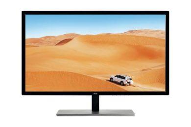 AOC Q3279VWF: un monitor 2K para todo uso y a muy buen precio