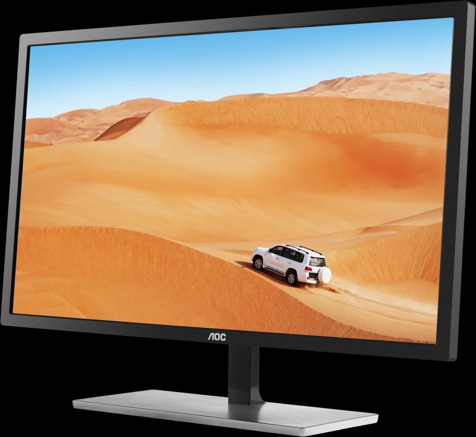 AOC Q3279VWF: un monitor 2K para todo uso y a muy buen precio 32