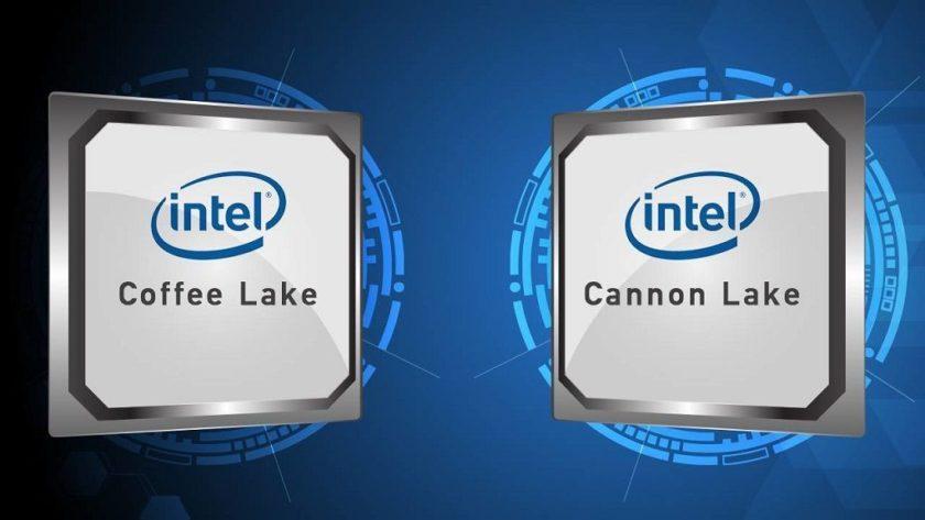 Cannon Lake incorporará las instrucciones AVX-512 en Cannon Lake, Core de novena generación