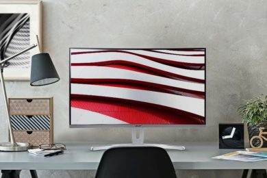 Nuevo Acer ED273, un monitor curvado de 27″ a buen precio