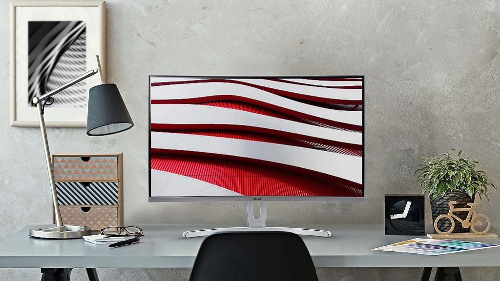 """Nuevo Acer ED273, un monitor curvado de 27"""" a buen precio 29"""