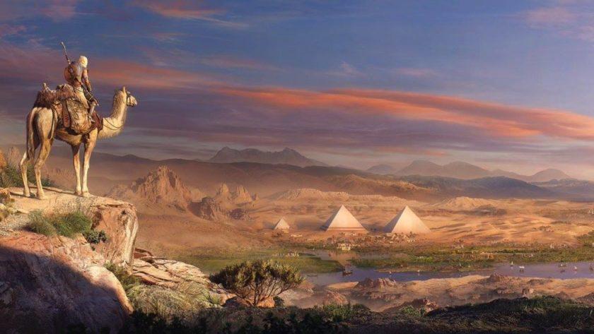 Assassin's Creed Origins necesita una CPU de 8 hilos para ofrecer un buen rendimiento
