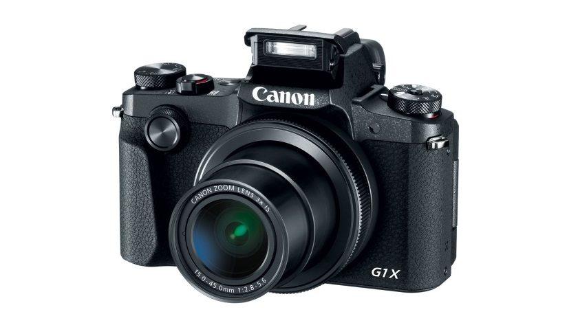 Canon presenta la primera compacta con sensor APS-C y zoom óptico