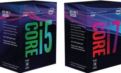 Core i5-8600K, más que sobrado en juegos 30