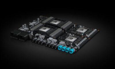 NVIDIA DRIVE PX Pegasus; plataforma para construir robotaxis autónomos 44