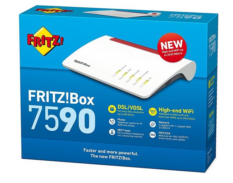 FRITZ!Box 7590, análisis 37