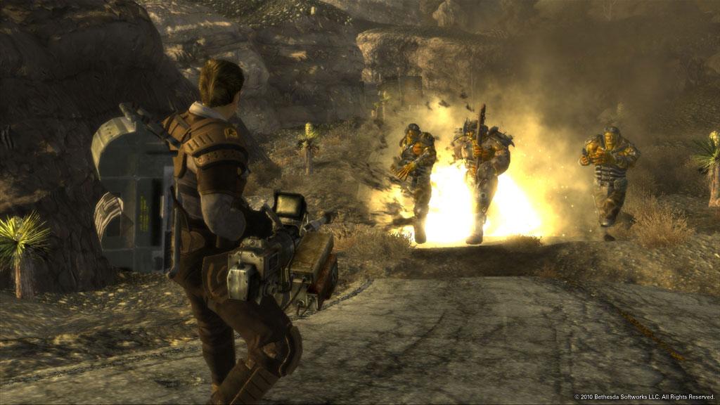 Obsidian admite que Fallout New Vegas estuvo limitado por las consolas 29