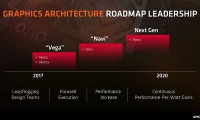 AMD presentará su GPU Navi en proceso de 7 nm en verano de 2018 83