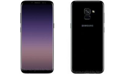Primeros renders de prensa de los Galaxy A 2018 con pantalla infinita 30